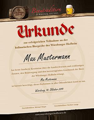 Würzburger Bierprobe